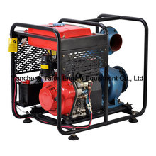 6 Inch Diesel Mixed Flow Pump (WP60F)