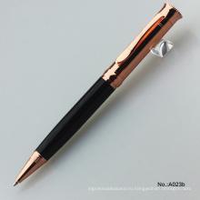 2016 Новый дизайн Медь Баррель Ручка Ручка и шариковая ручка