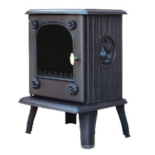 Cast Iron Stove, Cast Iron Wood Burning Stove (FIPA004)