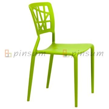 Nido de p jaro moderna sillas de comedor de pl stico apilables for Sillas comedor plastico