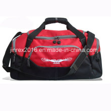 Popular Polyester Sports Travel Fitness Shoulder Duffle Sports Bag