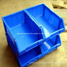 Warehouse Stackable Plastic Spare Parts Storage Container