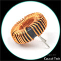 Inductor 33mh 4A de la herida del viento del alambre de la bobina de la inmersión T50-125 para los transformadores actuales del sentido