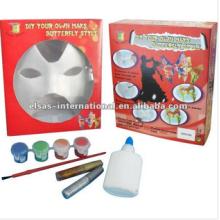 máscara de animales de halloween para niños artesanías máscaras de animales