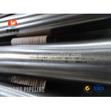 ASTM B163 ASTM B515 Alloy Pipa Incoloy 825