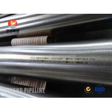 ASTM B163 ASTM B515 Инколой Труба Сплав 825
