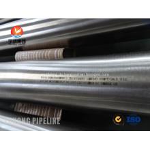 ASTM B163 ASTM B515 Incoloy-Rohrlegierung 825