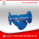 High Quality Flange Y type Strainer