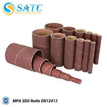 herramientas cintas espirales abrasivas lijado tambor manga de lijado Acerca de