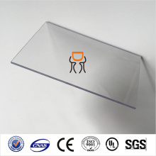 3mm solid pc sheets polycarbonate sheet
