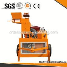 WT1-20 Lehmziegelmaschine