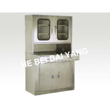 (C-15) Шкаф для медикаментов из нержавеющей стали I