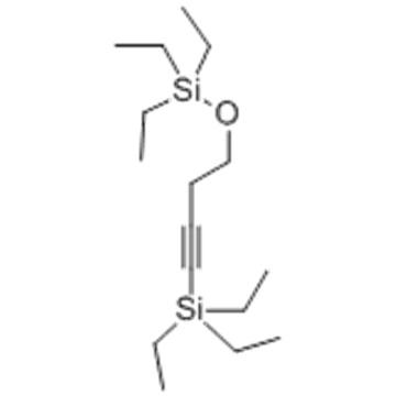 Silane,triethyl[[4-(triethylsilyl)-3-butyn-1-yl]oxy] CAS 160194-28-5