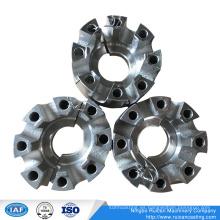 Piezas de mecanizado CNC de fundición de acero inoxidable