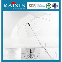 Multicolour Available Transparent EVA Rain Umbrella