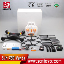 Totaly 24 items parts for X8C Syma original spare parts For X8C RC Quadcopter Drone UFO UAV