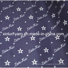 Tissu original de conception créative d'impression spéciale pour la robe
