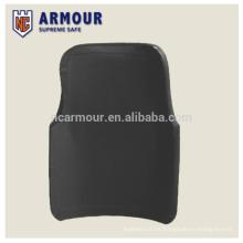 AK47 M80 IV UHMWPE a prueba de balas placa de carburo de silicio de arma de protección Independiente