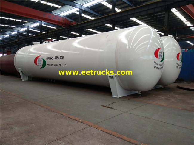60ton Propane Storage Tanks