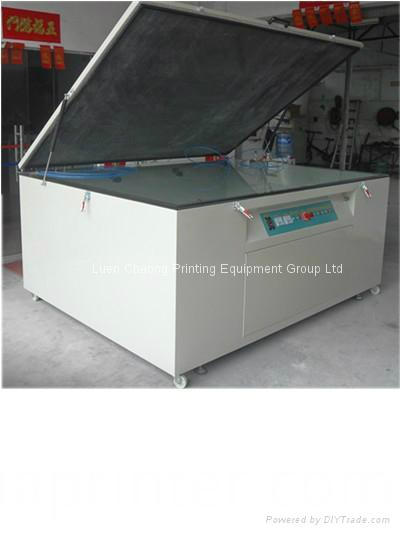 Exposure Machine for screen frame