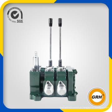 ODM Hidráulica Mão Controlada Válvulas Direcionais para Máquinas Agrícolas