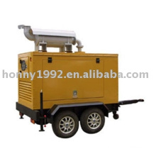 Googol series Diesel Generator set with Trailer Design