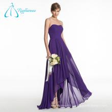 Новая Мода Удобные Шифон Складка Вечерние Платья Невесты