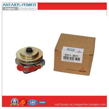 Bomba de alimentación de combustible para motor diesel Deutz (FL912 / 913)