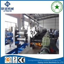 Máquina automática de rolagem de metal com seção estrutural sigma automática