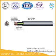 450/750V Plastic Insulated Copper Control Wire Cable KVV/KVVP/KVVR/ZR-KVVRP/ZR-KVV