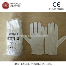 Baumwollhandschuhe, 100% Baumwoll-Inspektionshandschuhe