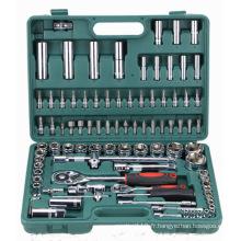 Jeu de douilles, trousse à outils à douilles, trousse à outils à main