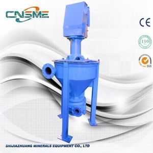 Transporte Corrosivo Slurry High Chrome Forth Pump