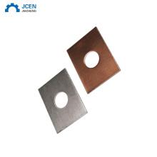 custom oem copper and aluminium bimetal plate