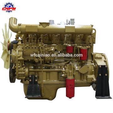 R6105AZLD motor de bicicleta de 4 tiempos Turbocharged intercooler