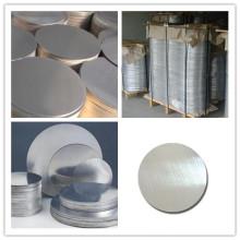 Круг из алюминиевого листа для кухонной посуды