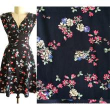 China Factory Großhandel Rayon Challis Stoff für Damenbekleidung