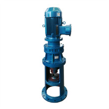Helical Speed ​​Gearbox Rack dan Explosion proof Motor