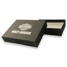 Caja de regalo de papel rígido de lujo de lujo que empaqueta la impresión de la caja