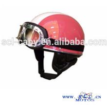 TN-8689 ABS Open Face Half Shell casco de la motocicleta motocicleta piezas de plástico accesorios de la motocicleta