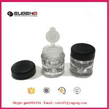 Diamond mini glitter jar