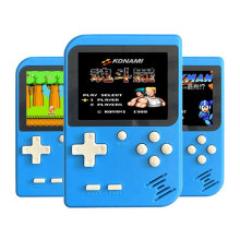 Mini Video Game Console with 400 Games Portable Game Csonole with 2.8 Inch Color Screen Gamepad Consoles Consola Videojuegos