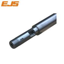 Baril de traitement PP avec couche bimétallique