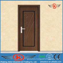 JK-P9018 pvc wooden apartment door profile