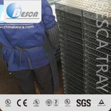 Хорошее качество металла, Пефорированный поднос кабеля с сертификатом CE и UL