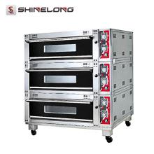Forno de alta qualidade comercial K168 de alta qualidade para venda Forno de forno eléctrico Mini Forno