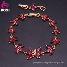Fancy Design Zirkon Kettenarmbänder für Frauen
