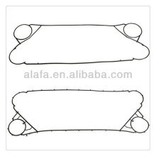 placa de intercambiador de calor común, repuesto piezas para alfa laval