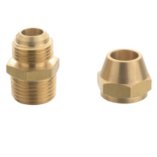 Unique design brass fitting
