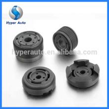 Válvula sinterizada pneumática cromada com absorvente de choque